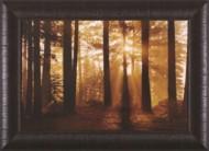 Art Effects Tahoe Smokey Sunrise Print