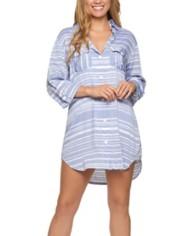 Women's Dotti Shirt Dress Tassel Talk Cover-Up