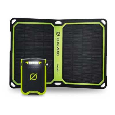 Goal Zero Venture 30 Power Bank + Nomad 7 Plus Solar Kit