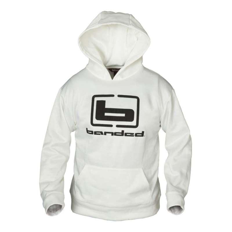 Men's Banded Logo Hoody