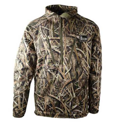 Men's Banded Heavy Tec Fleece Half-Zip