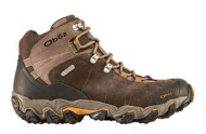 Men's Oboz Bridger Mid Waterproof Hiking Boots