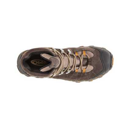 Men's Oboz Bridger Mid Waterproof Hiking Boots