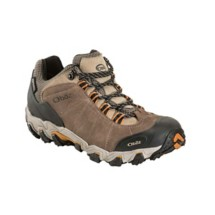 Men's Oboz Bridger Low Bdry Waterproof Hiking Shoes