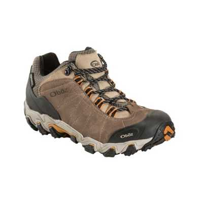 Men's Oboz Bridger Low Hiking Shoes