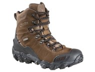 "Men's Oboz Bridger 8"" Insulated Bdry Boots"