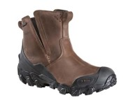 Men's Oboz Big Sky Insulated Bdry Slip On Winter Boots