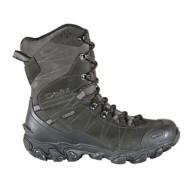"Men's Oboz Bridger 10"" Insulated Bdry Waterproof Hiking Boots"