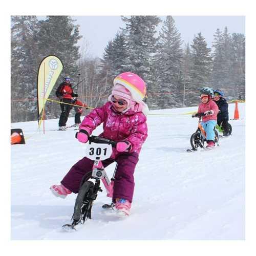 Strider Snow Ski Kit