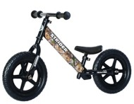 Realtree Strider 12 Custom Balance Bike