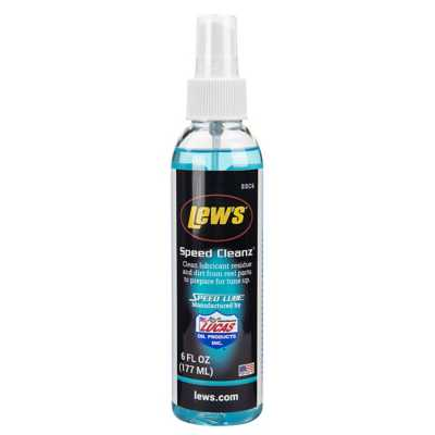 Lew's Speed Cleanz Reel Cleaner