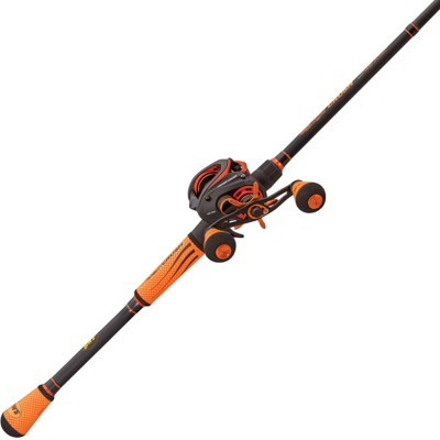 Lew's Mach Crush Speed Baitcast Combo