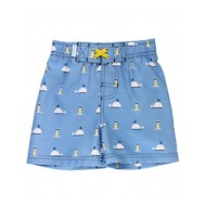 Infant Boys' RuggedButts Whale Time Swim Volley