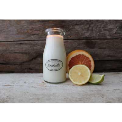 Milkhouse 8oz Limoncello Milkbottle Candle