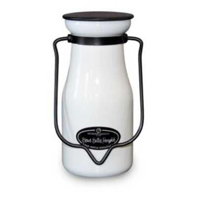 Milkhouse 8oz Brown Butter Pumpkin Milkbottle Candle
