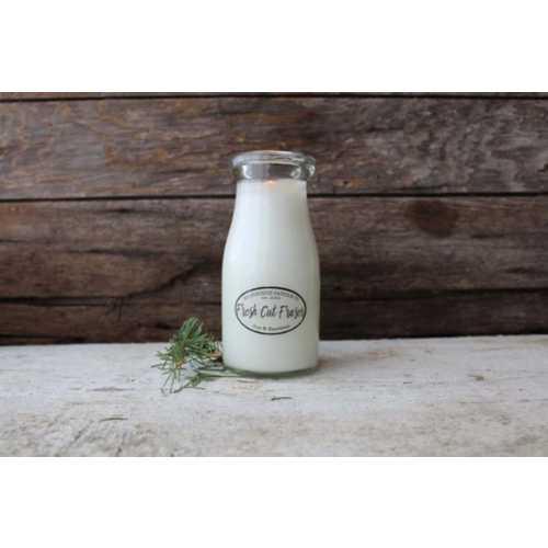 Milkhouse 8oz Fresh Cut Fraser Milkbottle Candle