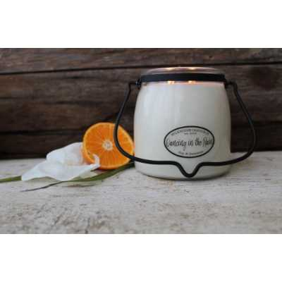 Milkhouse 16oz Dancing In the Rain Butter Jar Candle