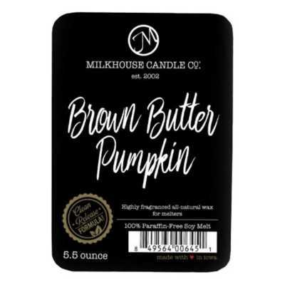 Milkhouse  Brown Butter Pumpkin Wax Melt