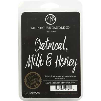 Milkhouse Oatmeal, Milk, & Honey Wax Melt