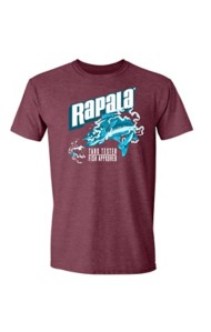 Men's Rapala Fish Approved T-Shirt