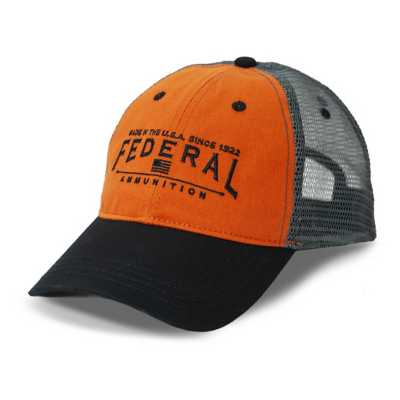 Federal Two Tone Cap