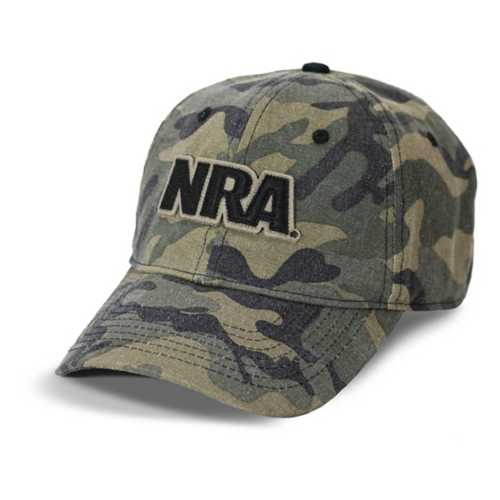 NRA Heavy Washed Cap