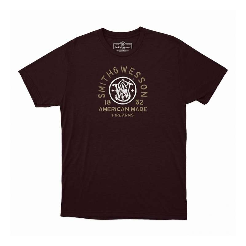 Men's Smith & Wesson Arched American Made T-Shirt