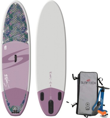 Surf Tech prAna Alta Air-Travel Inflatable Stand Up Paddle Board