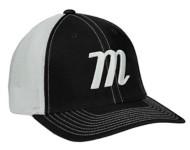 M Logo Snapback Hat