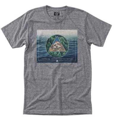 Men's Hippy Tree Vertex T-Shirt