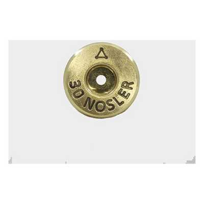 ADG 30 Nosler Unprimed Brass Cases 50 Ct