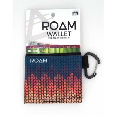 Roam Minimal Gradient Wallet