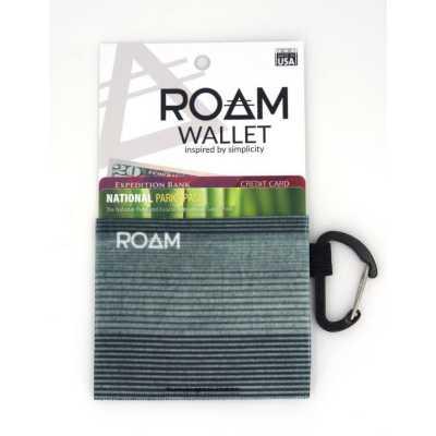 Roam Minimal Stripe Wallet