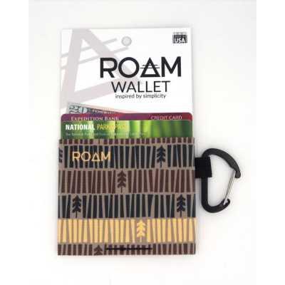 Roam Tree Line Wallet