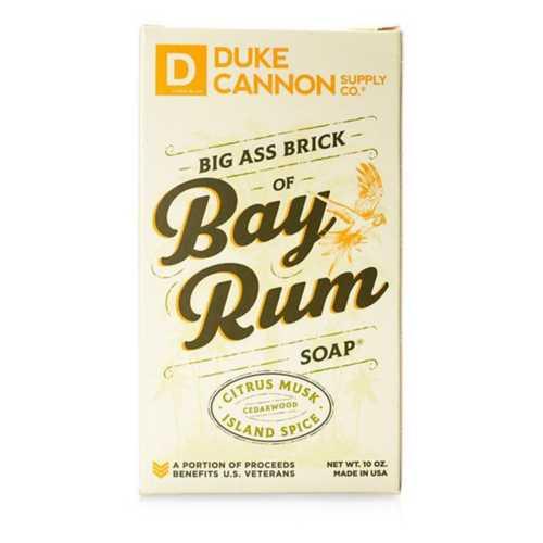 Men's Duke Cannon Big Ass Brick Of Bay Rum Soap