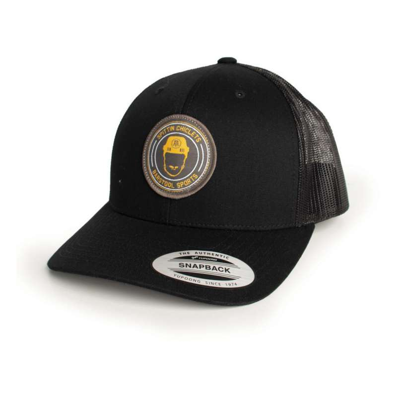 Barstool Sports Spittin Chiclets Mesh Patch Hat