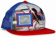 Youth bigtruck Original Sublimated Plane Hat