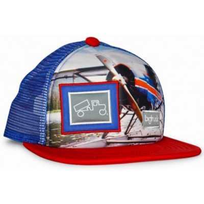 Youth bigtruck Original Sublimated Plane Hat