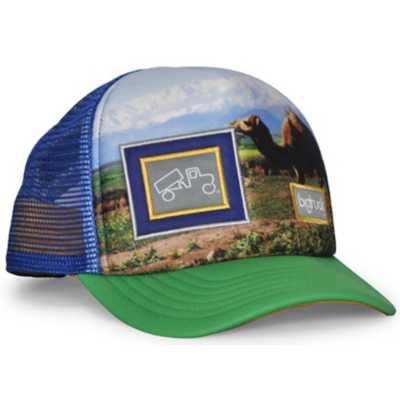 Toddler bigtruck Original Sublimated Camel Hat