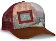 Adult bigtruck Original Outdoor Sublimated Grand Canyon Hat