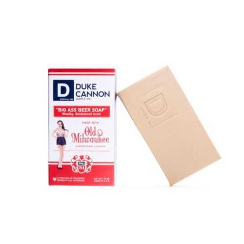 Men's Duke Cannon Big Brick Of Soap-Beer Pinup