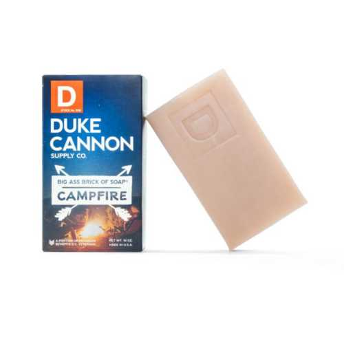 Men's Duke Cannon Big Brick Of Soap-Campfire