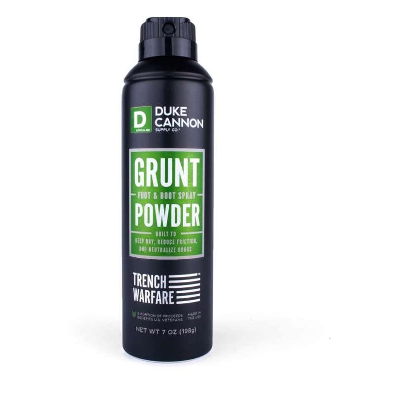 Men's Duke Cannon Grunt Foot And Boot Powder Spray