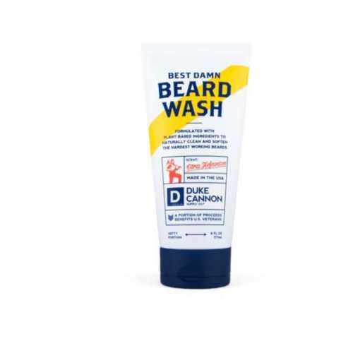 Men's Duke Cannon Best Beard Wash