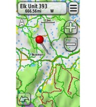 Trax State Map Card with Topo for Garmin