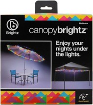 Brightz, Ltd. Canopy Brightz Multicolor Light