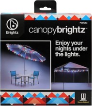 Brightz, Ltd. Canopy Brightz Patriotic Light