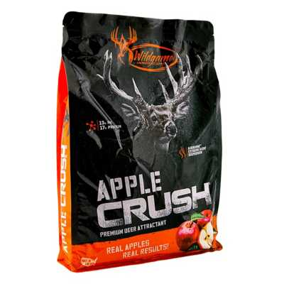Wildgame Apple Crush 15lb Attractant