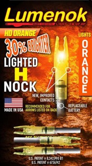 Lumenok Lighted H  Arrow Nock
