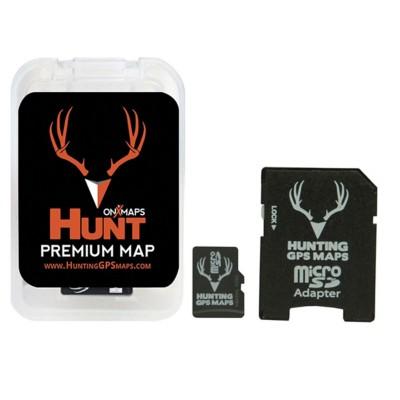OnXMaps Topo Map SD/Micro SD Card
